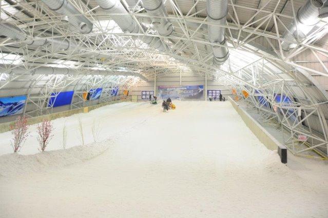 吉布滑雪教室(台灣)