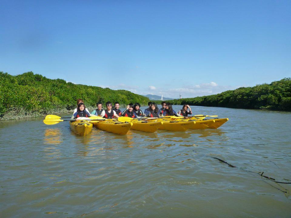 独木舟训练课程,除基础训练课程外